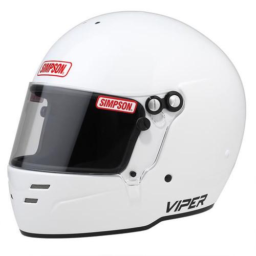 Simpson Viper Helmet  SNELL SA2020
