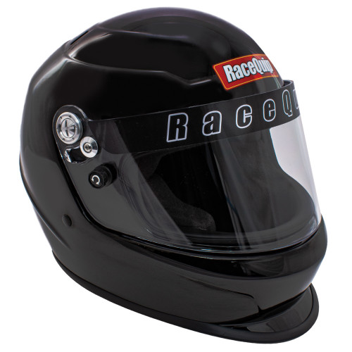 RACEQUIP Helmet, Pro Youth, SFI 24.1, Head and Neck Support Ready,  Youth One Size Fits All, Each