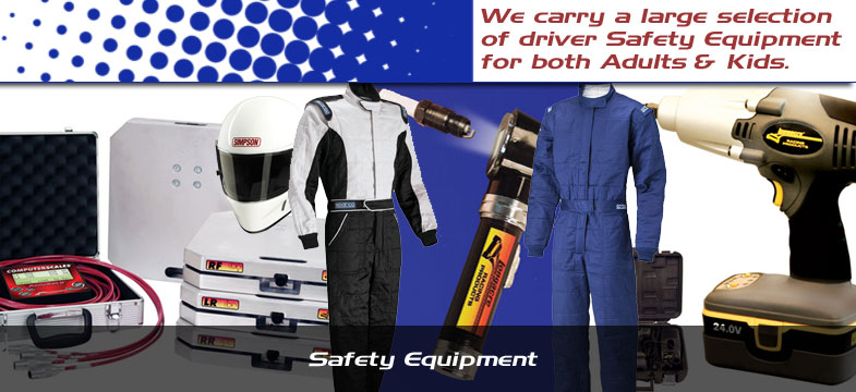 Racing Safety Equipment