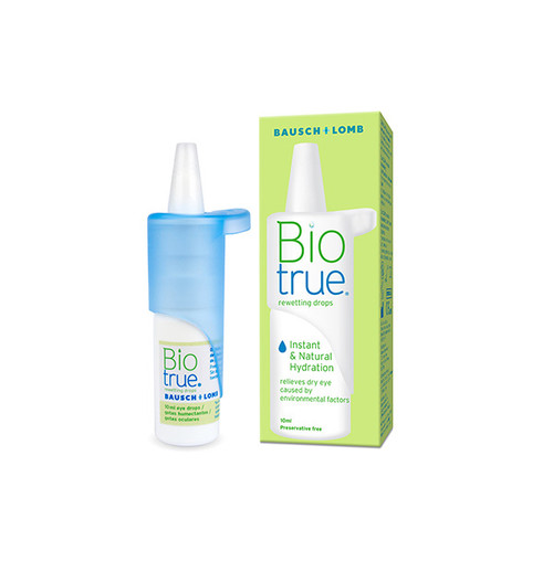 Biotrue rewetting drops (10ml)