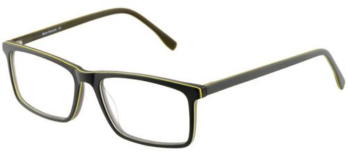 1. Black yellow