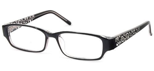 1. Black - clear