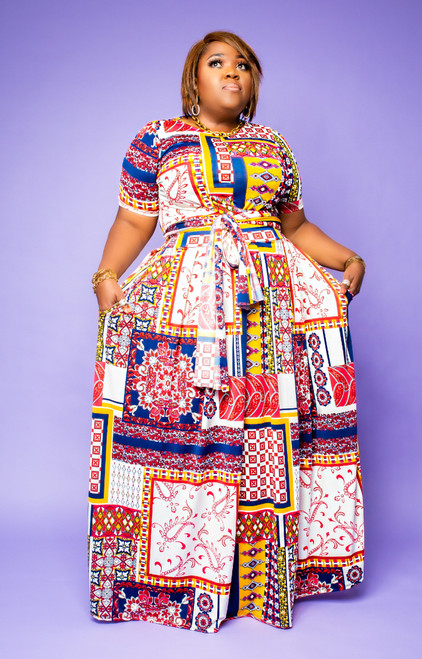 CoraLina Skirt Set
