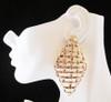 Stud Earrings-11901