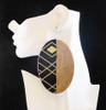 Wood Earrings-22001