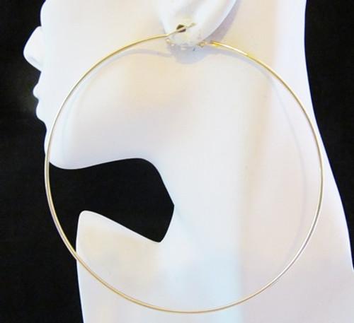 Hoop Earrings-11818