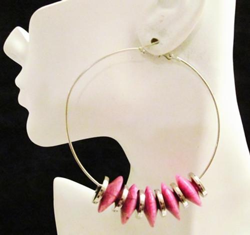 Hoop Earrings-13756