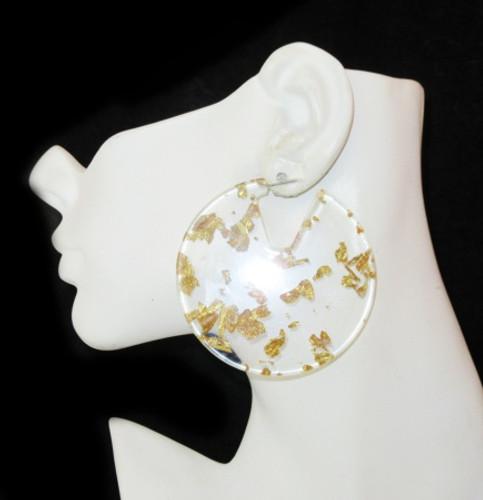 Hoop Earrings-21038