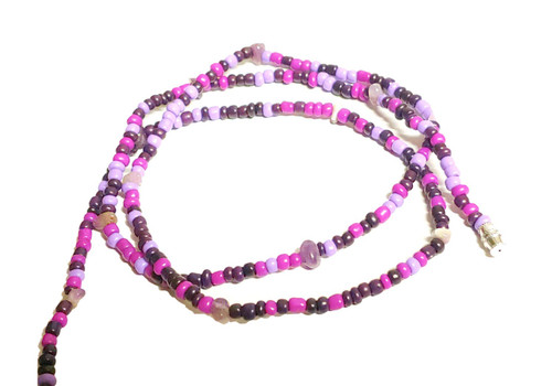 Waist Beads - Purple Rain