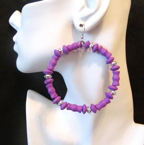 Beaded Earrings-14135