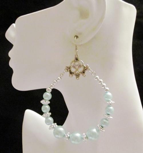 Beaded Earrings-14581