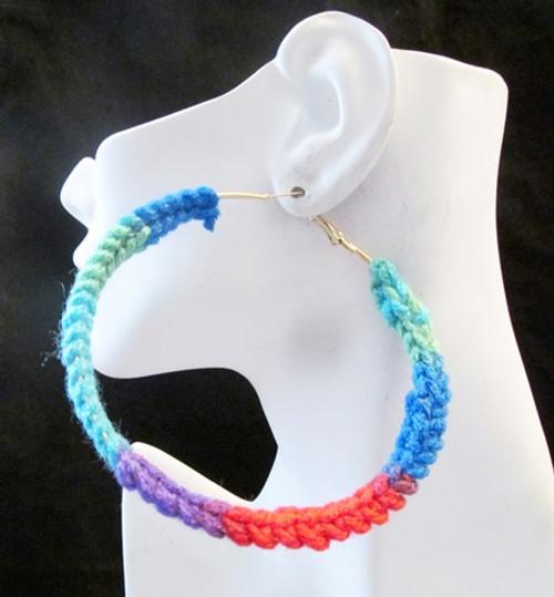 Hoop Earrings-12663