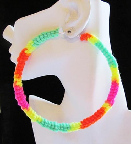 Hoop Earrings-12883