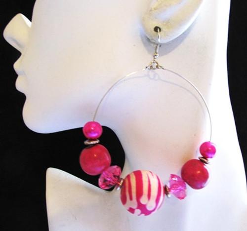 Beaded Earrings-13854