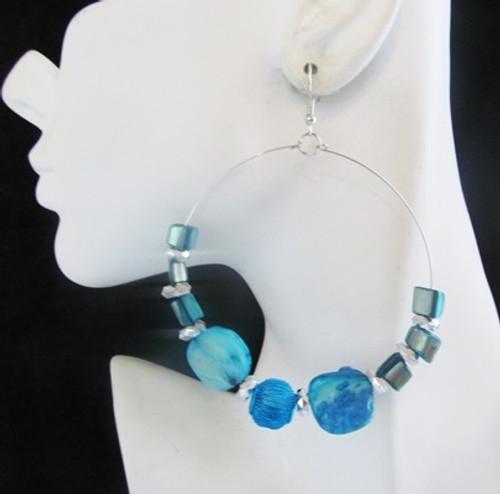 Beaded Earrings-12861