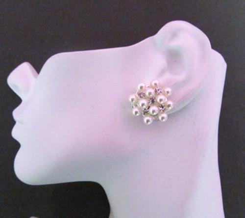 Clip On Earrings-11329