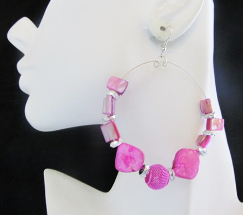 Beaded Earrings-14861