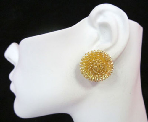 Stud Earrings-11416