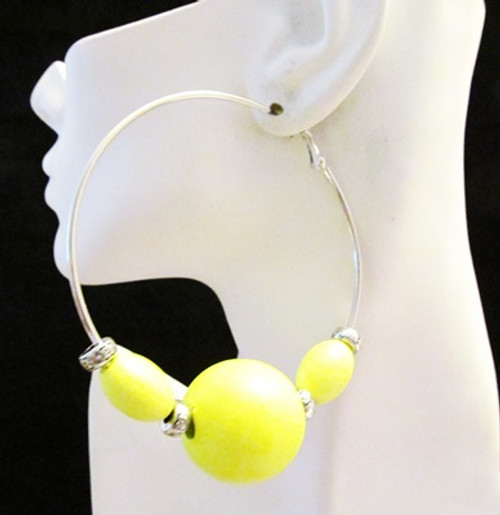 Hoop Earrings-13768