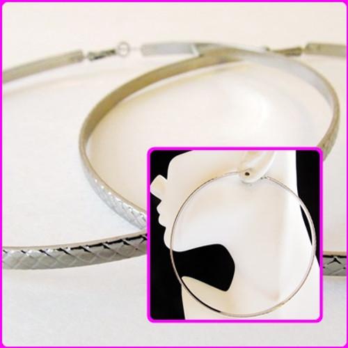 Hoop Earrings-12845