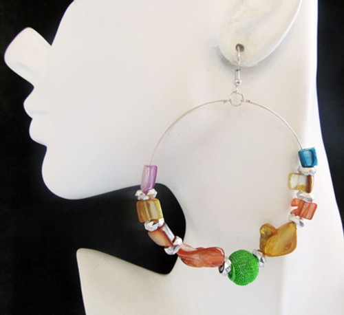 Beaded Earrings-11861