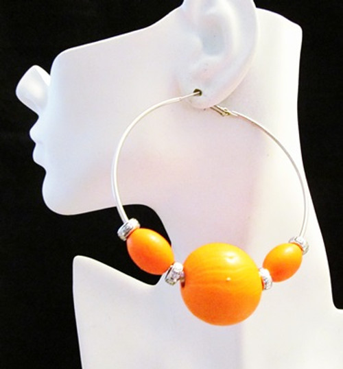Hoop Earrings-12768
