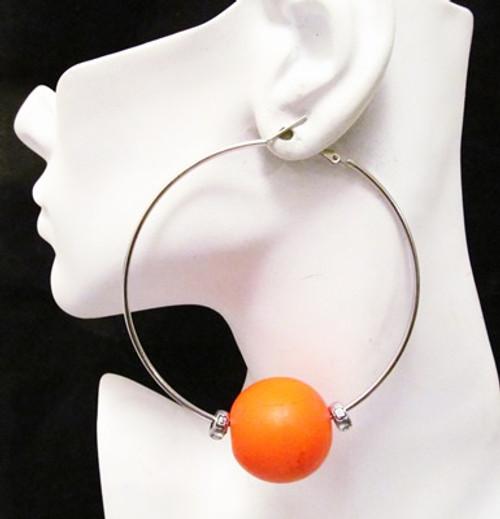 Hoop Earrings-12779