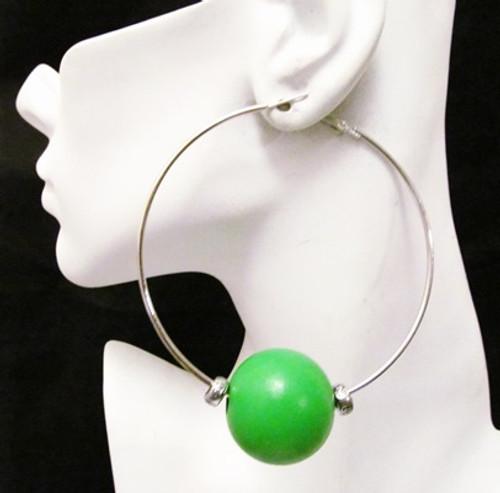 Hoop Earrings-14779
