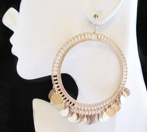 Round Earrings-11806