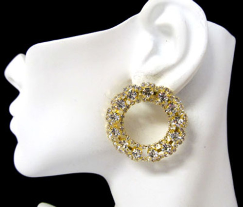 Stud Earrings-11490