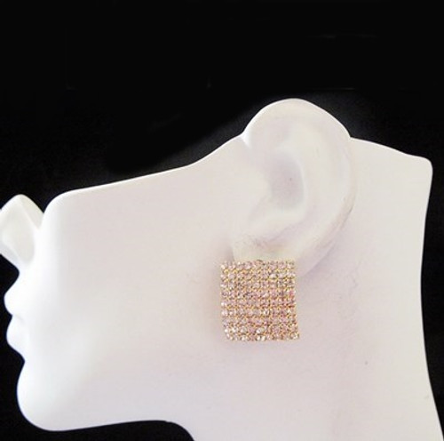 Stud Earrings-11604