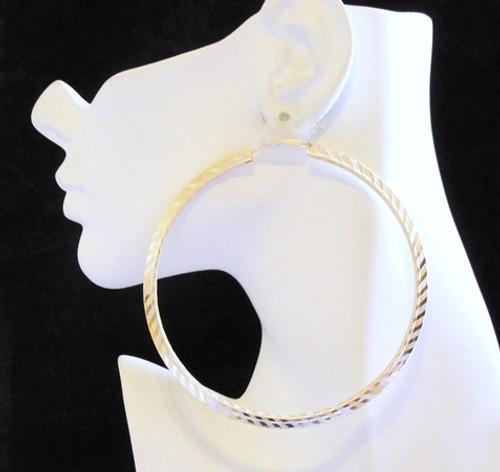 Hoop Earrings-13951