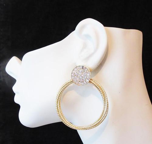 Stud Earrings-13971