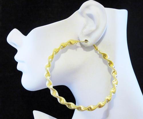 Hoop Earrings-11958