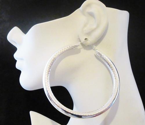 Hoop Earrings-12962