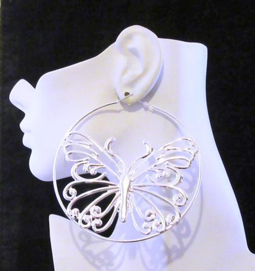 Hoop Earrings-12968