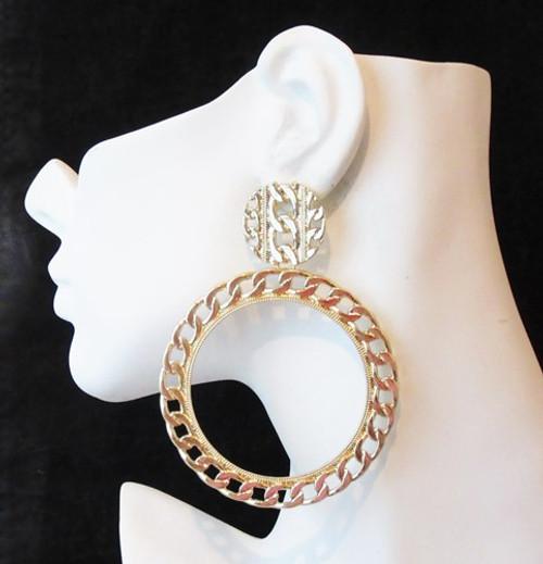 Round Earrings-12972
