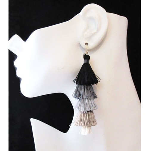 Long Earrings-989