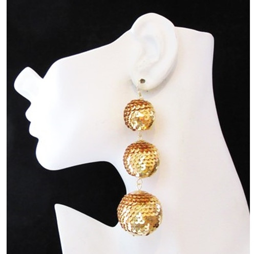Long Earrings-991
