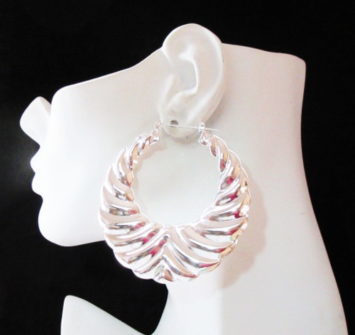Hoop Earrings-22012