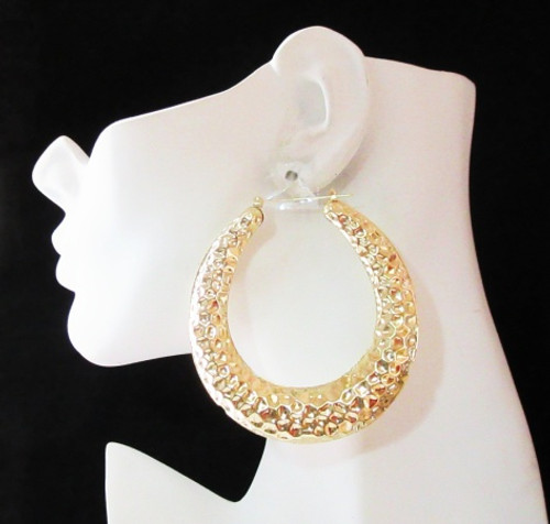 Hoop Earrings-21013