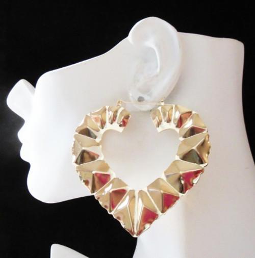 Hoop Earrings-21014