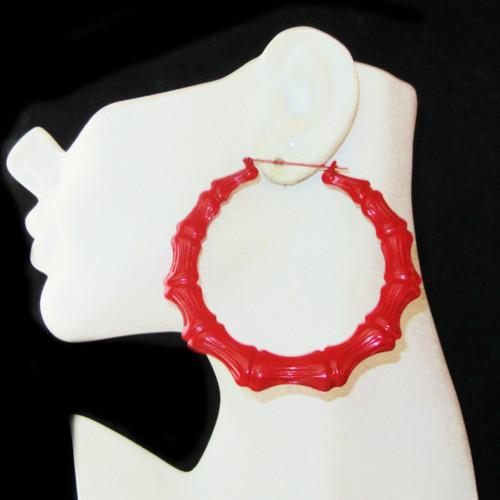 Hoop Earrings-25015