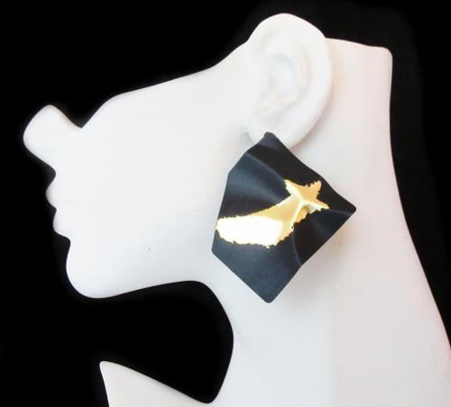 Stud Earrings-21034