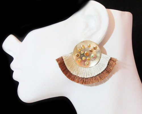 Post Earrings-22030