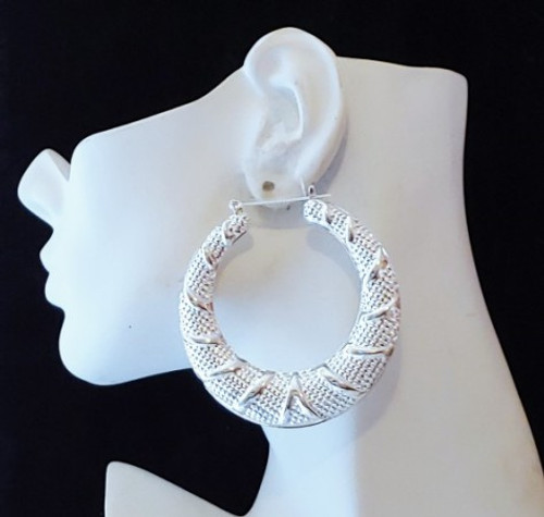 Hoop Earrings-22043