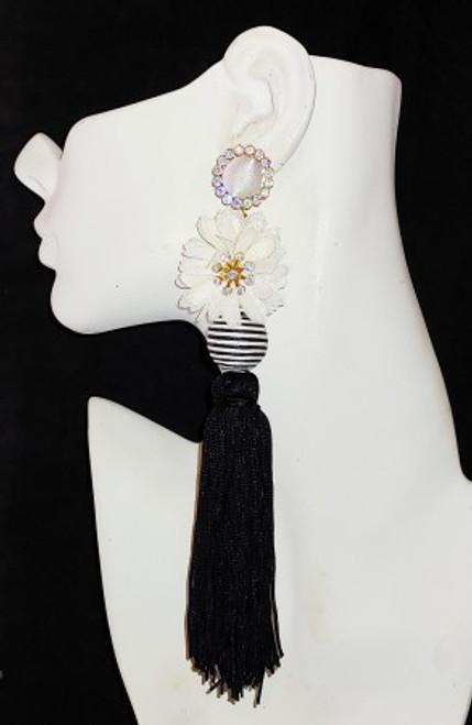 Long Earrings-21029