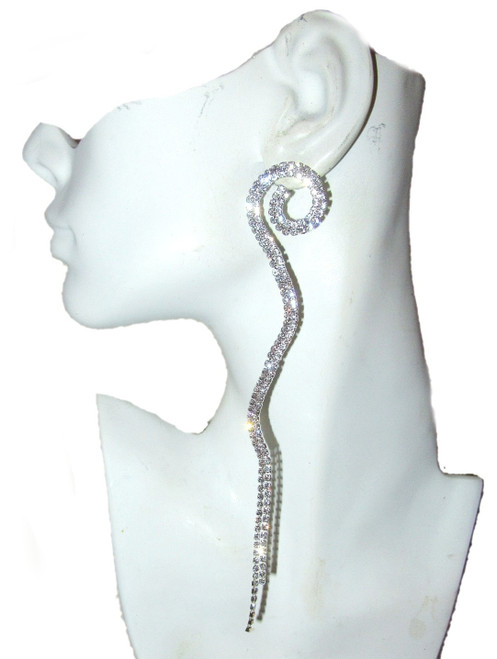 Long Earrings-21048