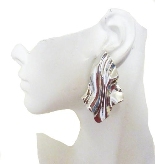 Clip Earrings-22049