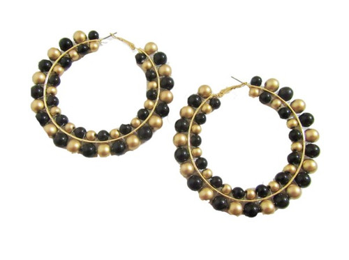 Hoop Earrings-21067